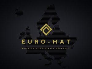 Euro-mat logo Europe